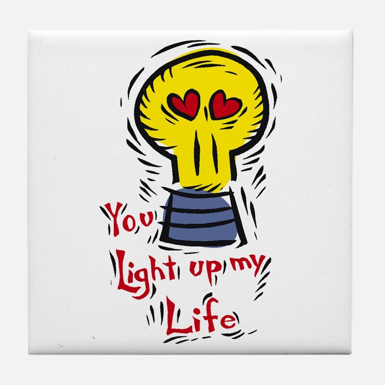 Light up coasters cork puzzle tile coasters cafepress - Lighted coaster ...
