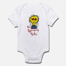You light up my life Onesie