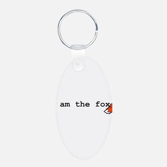 I Am The Fox Keychains