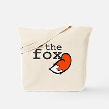I Am The Fox Tote Bag