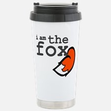 I Am The Fox Travel Mug