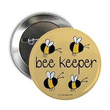 Bee Keeper Button