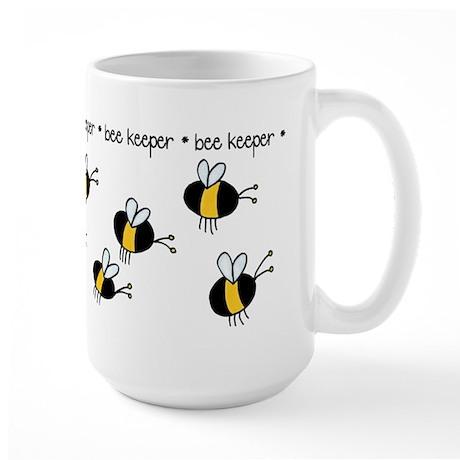 Bee Keeper Large Mug