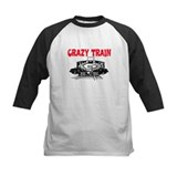 Crazy train Baseball T-Shirt
