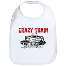 CRAZY TRAIN Bib