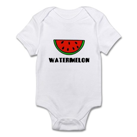 Watermelon Baby Infant Bodysuit