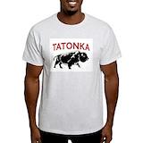 Water buffalo Mens Light T-shirts