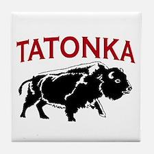TATONKA Tile Coaster