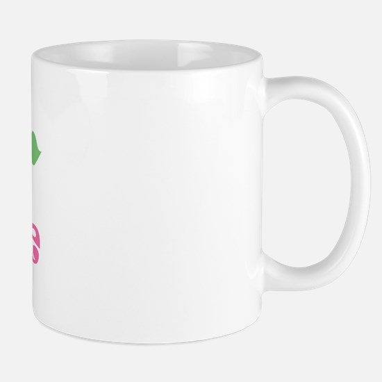 "Pink Daisy - ""Allie"" Mug"