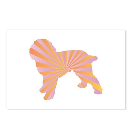 Cockapoo Rays Postcards (Package of 8)