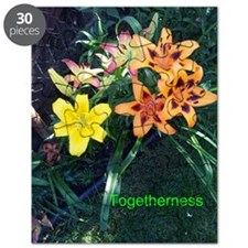 Stunning Lily Puzzle