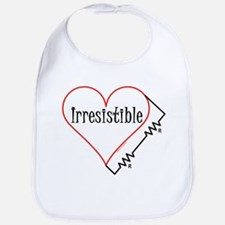 Irresistible Future Engineer Bib
