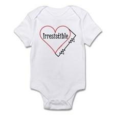 Irresistible Future Engineer Infant Bodysuit