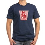 #PopcornHoes Men's Fitted T-Shirt