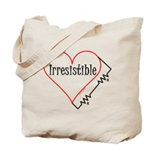 Irresistible Engineer Tote Bag