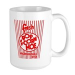 #PopcornHoes Large Mug