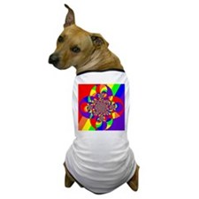 Rainbow Tiles & More #14 Dog T-Shirt