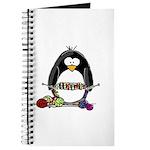 Knitting Penguin Journal