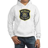Michigan state police Hooded Sweatshirt
