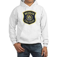 Michigan State Police Jumper Hoody