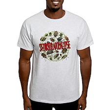 Stink Bug apocalypse lgt T-Shirt