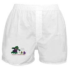 Evolution Vs ID Boxer Shorts