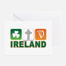 Irish pride Greeting Cards