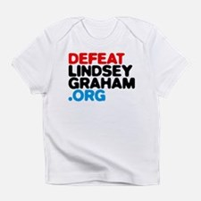 DefeatLindseyGraham.org Infant T-Shirt