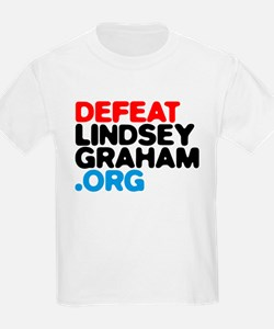 DefeatLindseyGraham.org T-Shirt