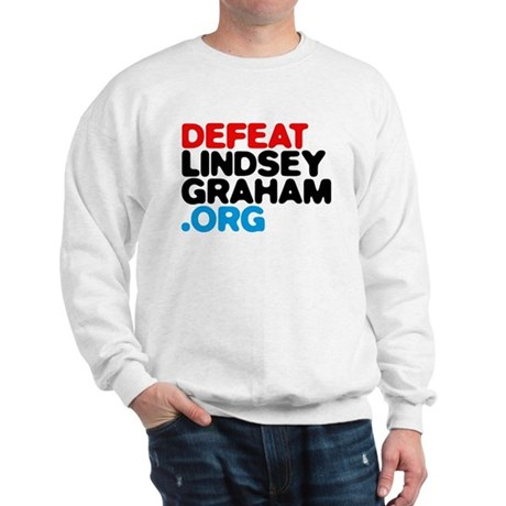 DefeatLindseyGraham.org Sweatshirt