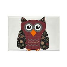 Designer Owl Destiny Magnets