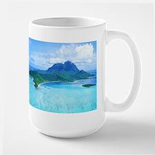 BORA BORA TAHITI Large Mug