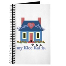 Alaskan Klee Kai Home Journal