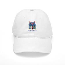 Alaskan Klee Kai Home Baseball Cap