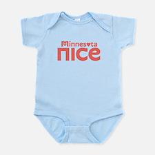 Minnesota Nice Body Suit