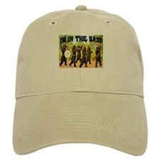 I'M WITH THE BAND Baseball Cap