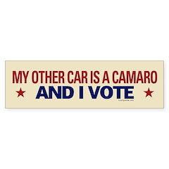 My Other Car sticker