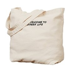 Cute Greek life Tote Bag