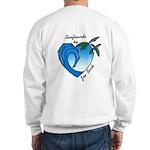 Joe Bark Surfboards Sweatshirt