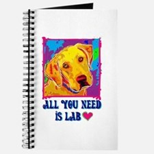All You Need is Lab Journal