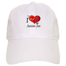I love my Autistic Son Baseball Cap