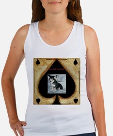 Precious aka The Jack. Cute C Women's Tank Top