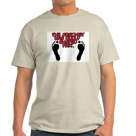 Arsonist Ash Grey T-Shirt