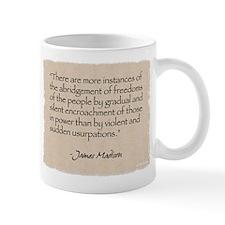 Mug: Abridgements-Madison