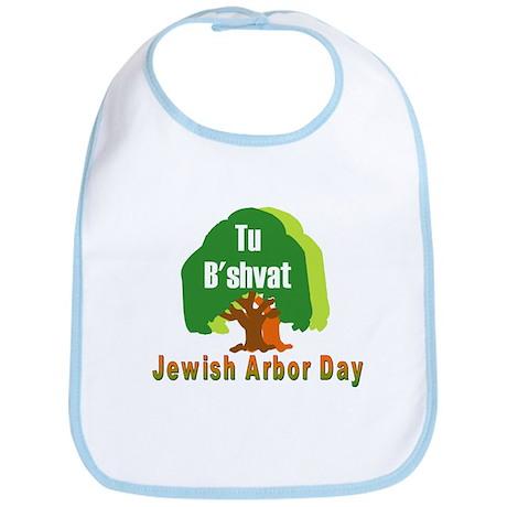 Jewish Arbor Day Bib