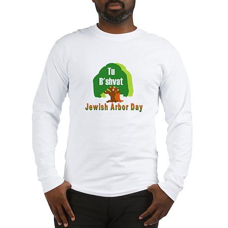 Jewish Arbor Day Long Sleeve T-Shirt