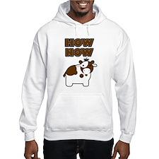 Brown Cow Hoodie