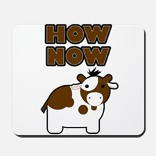 Brown Cow Mousepad