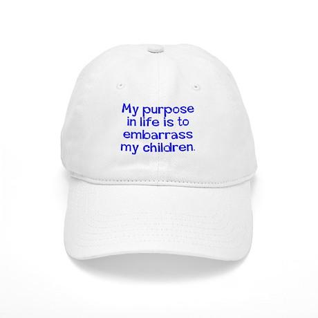 Embarrass my Children Cap