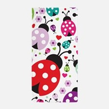 Ladybugs Beach Towel